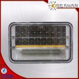 4X6 '' indicatore luminoso del lavoro di 45W 2600lm LED, indicatore luminoso di azionamento del LED