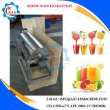 304 het Verpulveren van de Mango van Juicer van de Pers van het roestvrij staal de Koude Verkoop Thailand van de Machine