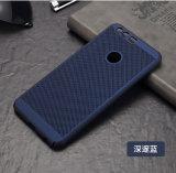 Het Geval van PC NET van het Olieverfschilderij van het metaal voor Huawei Eer 8