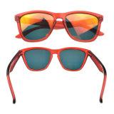 Поляризованные линзы покрытия на петлях драйвер солнечные очки для Мужчин Женщин