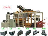 Цемента Habiterra кирпича автоматических гидравлических производственной линии в Пакистан