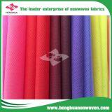 100% polipropileno não tecidos de malha Spunbond pano de mesa