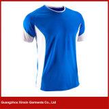 Camiseta impresa algodón de encargo para los hombres (R110)