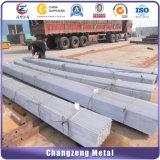 Ferro di angolo galvanizzato tuffato caldo strutturale della costruzione (CZ-A51)