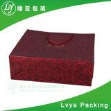 Logotipo personalizado impreso en papel de lujo Shopping Bag bolsa de regalo Bolsa Bolsa de embalaje de papel Kraft