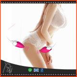 クリトリスの刺激物の性の製品7の速度の無線リモート・コントロールバイブレーターの女性のための女性の腟のジャンプの卵大人のSextoys