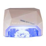 젤을%s 빠른 UV 램프를 치료하는 직업적인 살롱 사용 못 건조기