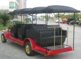 Retro 11 escaños Handmake Modelo T Alquiler de Automóvil Club de 48V.