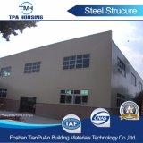 Moda de bajo coste de almacén prefabricados para la construcción de la estructura de acero fabricado en China