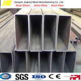Tubo d'acciaio del quadrato rettangolare del tubo, S235jr/S355jr