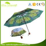 """Manual 21 de """" paraguas de encargo barato 3 costillas de la sección 8"""