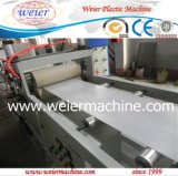 Sgs-Plastikextruder-maschinelle Herstellung-Zeile für Belüftung-Rand-Streifenbildung