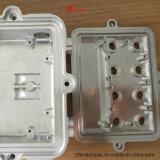 Protótipos das peças das peças, do plástico e de metal do CNC