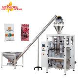 Grande máquina de embalagem vertical automática do pó com medida do eixo helicoidal