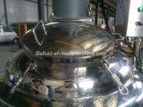 De dubbele het Verwarmen van het Jasje Elektrische Oliën die van het Aroma Tank mengen met de Mixer van de Peddel