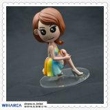 Statua di plastica personalizzata della resina di Emulational dei mestieri di arti