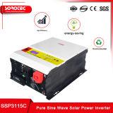 1-10 Systeem het Met lage frekwentie van de Generator van de Zonne-energie van kW van de ZonneOmschakelaar van het Net met Controlemechanisme MPPT