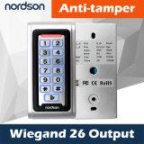 Nt-109 imprägniern Metalleinzelne Tür-unabhängigen Zugriffs-Controller mit leuchtendem