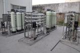 Planta de la purificación del agua potable del sistema del RO