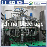 10000bph 3 en 1 planta de relleno del agua mineral maquinaria/3in1 de relleno del agua