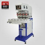 La machine d'impression de garniture de couleur d'En-Y200/4A 4 pour la bouteille peut surface verre-métal de cuvettes avec Coveryor