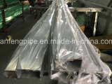 Terminar sem queixa SS304 por a tubulação de aço inoxidável do preço do medidor