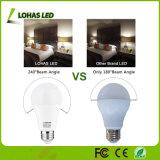 Mercado da América do Norte uma lâmpada LED regulável19 3W 5W 6W 9W 10W 12W 17W lâmpada LED com marcação RoHS UL
