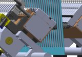 필터 물자를 위한 고열 최신 용해 박판 기계