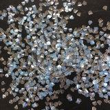 3Dダイヤモンドの形のホログラフィック釘の装飾のクラフトのきらめきの粉