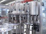 回転式Monoblockペットびんのココナッツジュースの充填機械類を完了しなさい