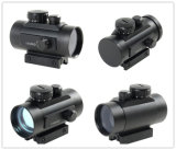 Tactical 1X40, R&G Dot Sight Scope W/10mm-20mm Montaje Weaver