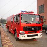 Dongfeng 최상을%s 가진 직업적인 화재 싸움 트럭 4X2