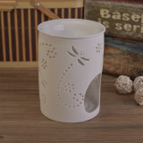 Calentador de cerámica de la vela