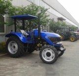 certificado CE Dq704 70Cv 4WD las cuatro ruedas del tractor agrícola en venta