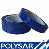 Cinta adhesiva del aislante azul de Mylar