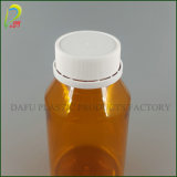 150ml de oranje Flessen van de Vitamine van het Huisdier van de Kleur Plastic
