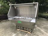 SUS304 de antistatische Explosiebestendige Stofzuiger van de Werkbank van de zelf-Reiniging van het Type