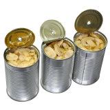 Precio barato de diferentes tipos de envase y embalaje de setas en conserva