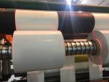 Etiketten die en Machine scheuren opnieuw opwinden