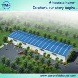 Stahlkonstruktion vorfabriziertes Bulidngs für Industriegebiet