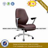 학교 도서관 실험실 중역 회의실 사무실 사용 가죽 두목 의자 (HX-AC066B)