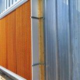 Maison de la volaille avec de l'équipement de construction en acier à bas prix
