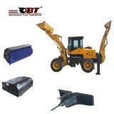 Macchinario di costruzione dell'escavatore a cucchiaia rovescia di Obt20-25e per la vendita calda