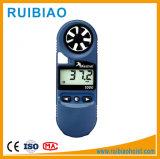 Calculer la vitesse du vent Thermomètre multimètre Instrument de mesure de l'anémomètre de pièce de rechange pour la construction de la machine