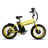 二重モーター350W Bafang電気脂肪質の自転車