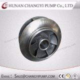 Bomba de agua gradual de alta presión del tratamiento de aguas del arrabio