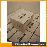 7W vertieftes Licht der Decken-LED unten/Punkt-Licht