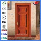 Самомоднейшая нутряная твердая составная деревянная кожа двери меламина (JHK-MN13)