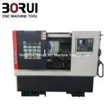 Torno CNC de precisión Tck46un sesgo de precio máquina de torno CNC cama