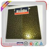 Peinture de jet rugueuse de texture de crépitement d'en cuivre d'or de Hsinda /Powder enduisant le constructeur